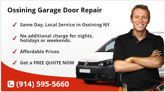 Ossining Garage Door Repair
